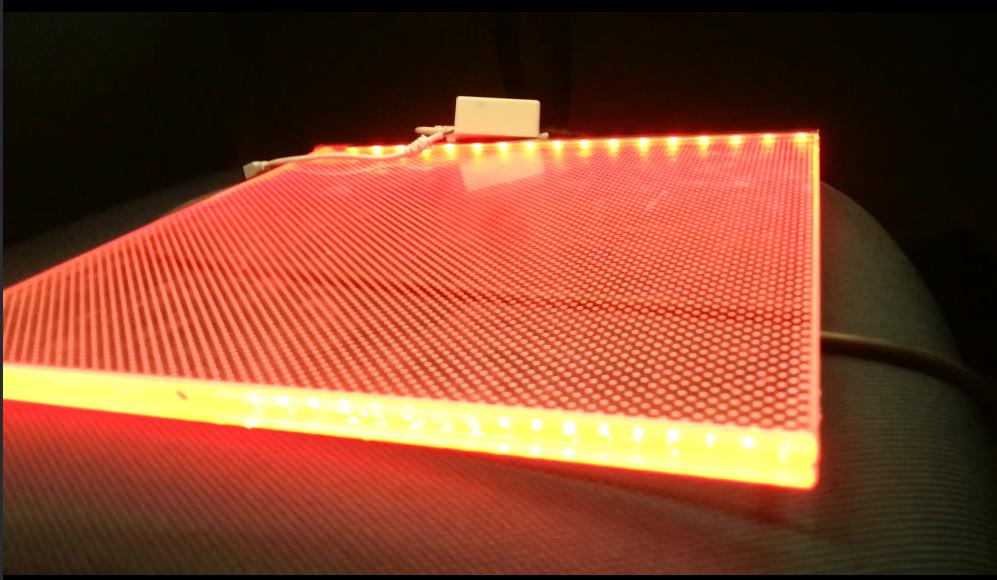 LED彩色玻璃