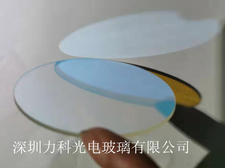 玻璃镀彩色膜